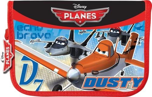 Piórnik szkolny Planes Dusty bez wyposażenia
