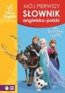 Mój pierwszy słownik obrazkowy angielsko-polski. Kraina Lodu