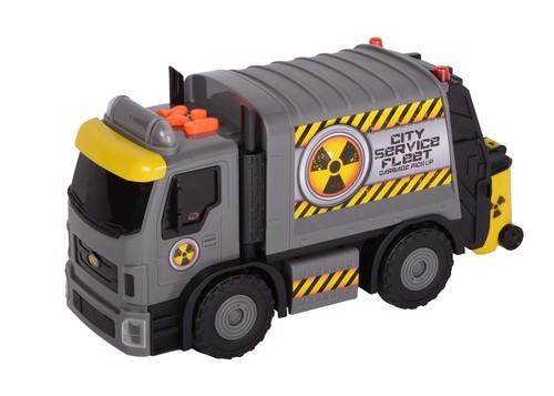 Roda Rippers flota miejska maxi Śmieciarka szara (Uszkodzone opakowanie)