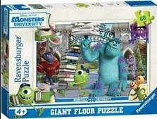 Puzzle 60 Potwory i spółka RAP053810