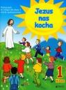 Jezus nas kocha 1 podręcznik Szkoła podstawowa Kurpiński Dariusz, Snopek Jerzy