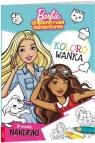 Barbie Dreamhouse Adventures. Kolorowanka praca zbiorowa