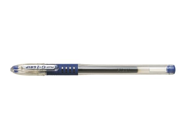 Długopis żelowy Pilot G-1 Grip niebieski (BLGP-G1-5-L)