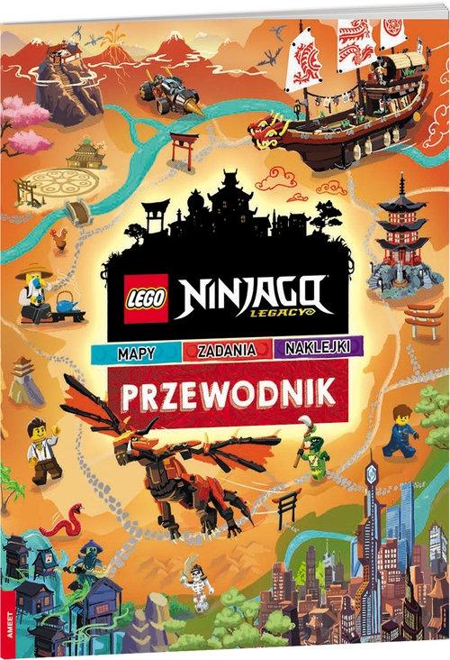 Lego Ninjago. Przewodnik Opracowanie zbiorowe