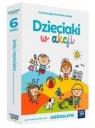 Dzieciaki w akcji. 6-latki – zestaw dla dziecka (2019). Wychowanie Anna Stalmach-Tkacz, Karina Mucha