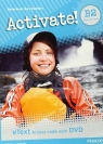 Activate! B2 Students' Book eText Access Card with DVD Elaine Boyd