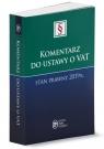 Komentarz do ustawy o VAT Stan prawny 2019 r. Błaszczyk Agata