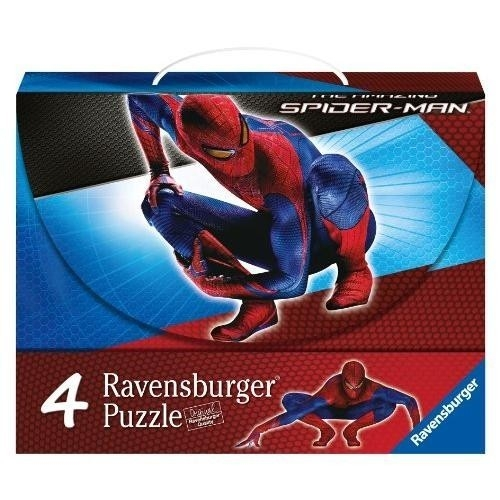 RAVEN. Puzzle Tornister Spiderman