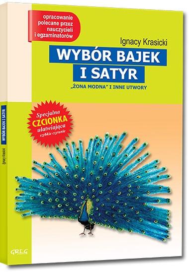 Wybór bajek i satyr (Żona modna i inne...) Ignacy Krasicki
