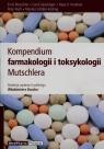 Kompendium farmakologii i toksykologii Mutschlera Mutschler Ernst, Geisslinger Gerd, Kroemer Heyo K.