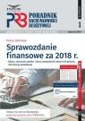 Sprawozdanie finansowe za 2018 rok Poradnik Rachunkowości Budżetowej Praca zbiorowa