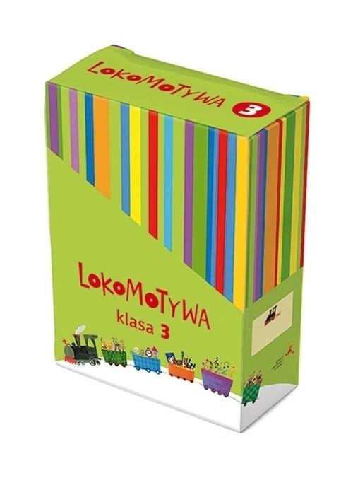 Lokomotywa 3 Box