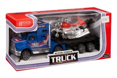 Ciężarówka laweta