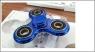 Spinner metalizowany niebieski