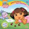 Dora poznaje świat Malowanka dla malucha