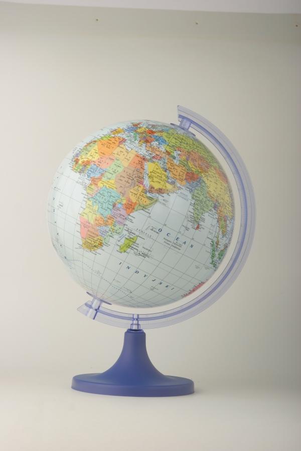 Globus polityczny 250 mm