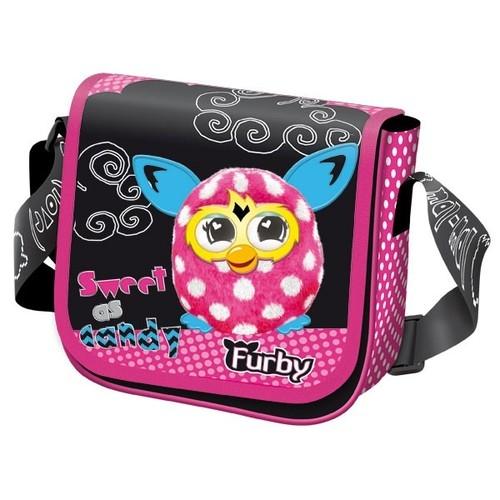 Torba młodzieżowa na ramię Furby model F2