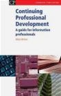 Continuing Professional Development Alan Brine, Jacqueline Brine
