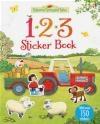 Farmyard Tales 123 Sticker Book Rachel Wilkie