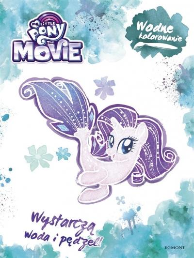 My Little Pony The Movie Wodne kolorowanie