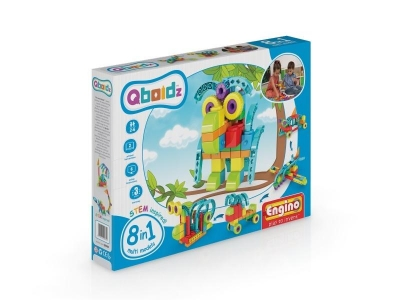 Qboidz 8 in 1 multimodels Sowa (QB08B)