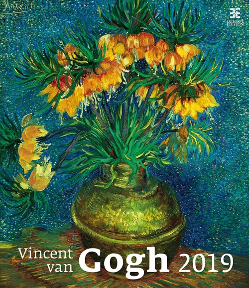Kalendarz 2019 Vincent van Gogh Ex