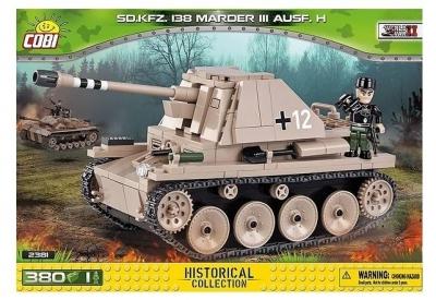 Cobi: Mała Armia WWII. Sd. Kfz. 138 Marder III - 2381