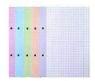 Wkład do segregatora Interdruk A5/50 kolorowy op.5szt.