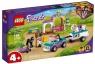 Lego Friends: Szkółka jeździecka i przyczepa (41441)