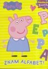 Świnka Peppa. Nauka dla zucha. Znam alfabet!