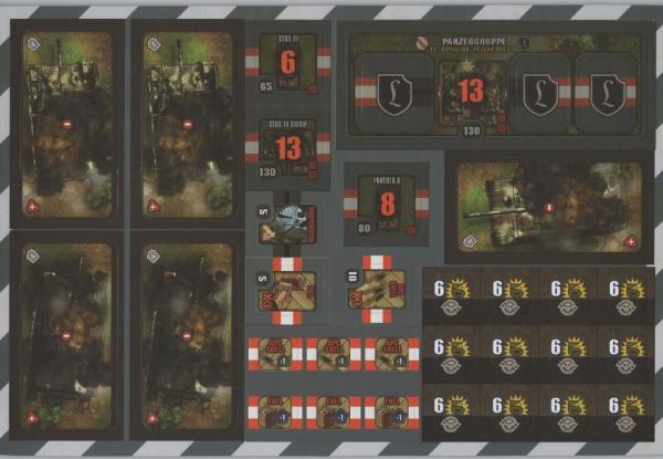 Heroes of Normandie German Army Box