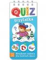 Quiz trzylatka. Obrazkowe zadania dla bystrych dzieci