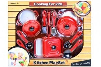 Zestaw naczyń do gotowania