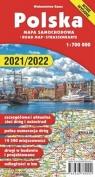 Mapa Polska 700 000 (wyd. 4)