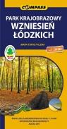 Park Krajobrazowy Wzniesień Łódzkich Mapa turystyczna 1:30 000