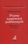 Prawo zamówień publicznych + CD Granecki Paweł