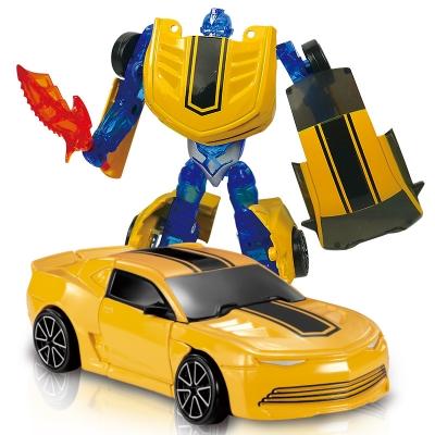 Transformers auto - Deformation .