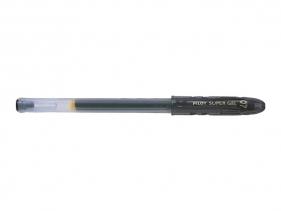 Długopis żelowy Pilot Super Gel Begreen czarny  (LS-8F-B-BG)