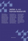 Notes Konserwatorski Tom 19