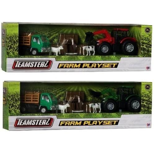 Auto rolnicze z akcesoriami