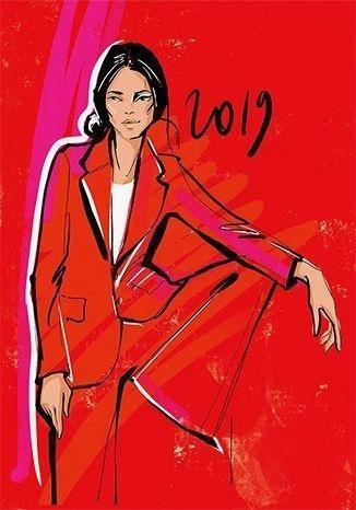 Kalendarz 2019 Magdalena Kanoniak