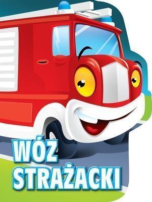 Wóz strażacki Wykrojnik Kozłowska Urszula