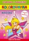 Kolorowanka Wróżki Pietrzykowska Anna