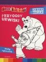 Masza i Niedźwiedź Przygody urwiski Mały rysownik
