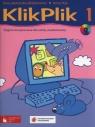 KlikPlik 1. Zajęcia komputerowe dla szkoły podstawowej + CD 171/1/2009 Jabłońska-Stefanowicz Ewa, Kijo Anna