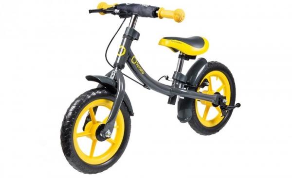 Rowerek biegowy Dan Plus Yellow (51815)