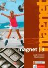 Magnet 3 Język niemiecki Podręcznik z płytą CD Gimnazjum Motta Giorgio
