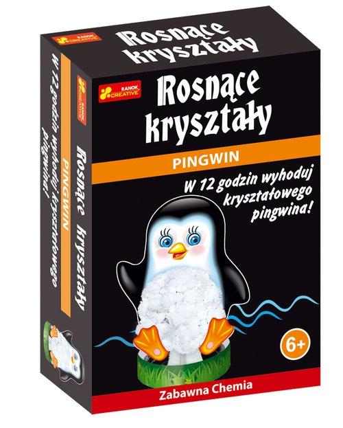 Kryształowy pingwin