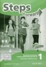 Steps Forward 1 Materiały ćwiczeniowe Wersja pełna z dodatkiem online