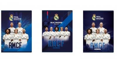Zeszyt MO A5/32K kratka Real Madrid (10szt) ASTRA